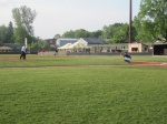 Pittsfield Colonials Opening Day